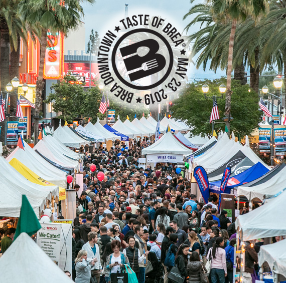 E-Foodie Members: Claim Your Surprise Gift at Taste of Brea!