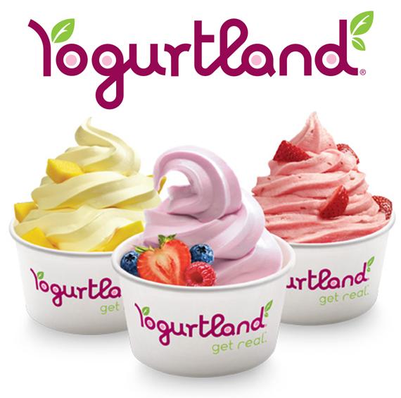 Free 3-Ounces of Frozen Yogurt at Yogurtland in Brea