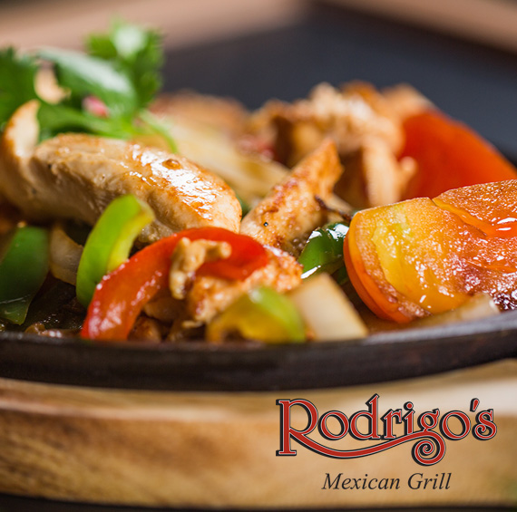 Free Entree at Rodrigo's Mexican Grill with Purchase of a Second + Two Drinks