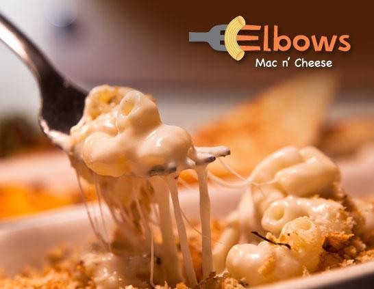 Enjoy 20% Off Your Check At Elbows Mac n' Cheese