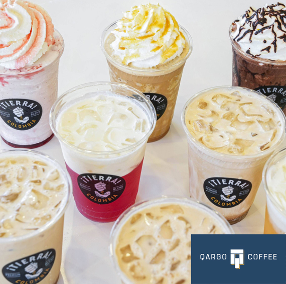 Free Medium Hot Drip Coffee or Iced Tea