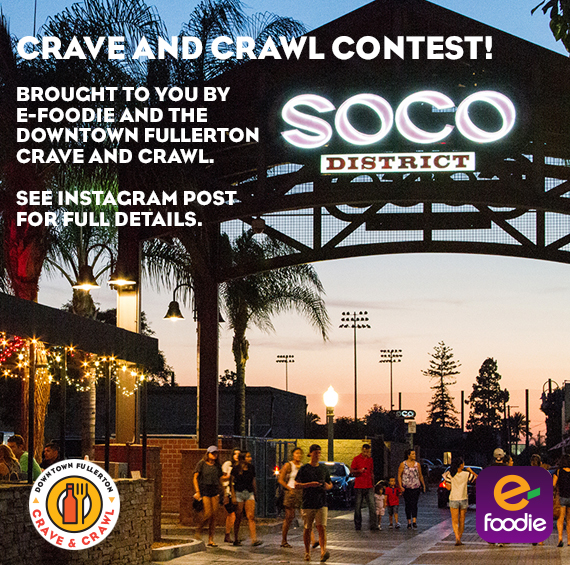 Win Two $100 Gift Cards to Your Favorite Downtown Fullerton Restaurant + Retailer